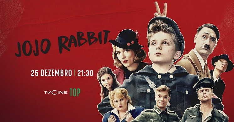 TVCine estreia o filme Jojo Rabbit