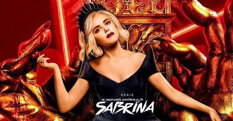 Trailer legendado da serie As Arrepiantes Aventuras de Sabrina - Parte 4