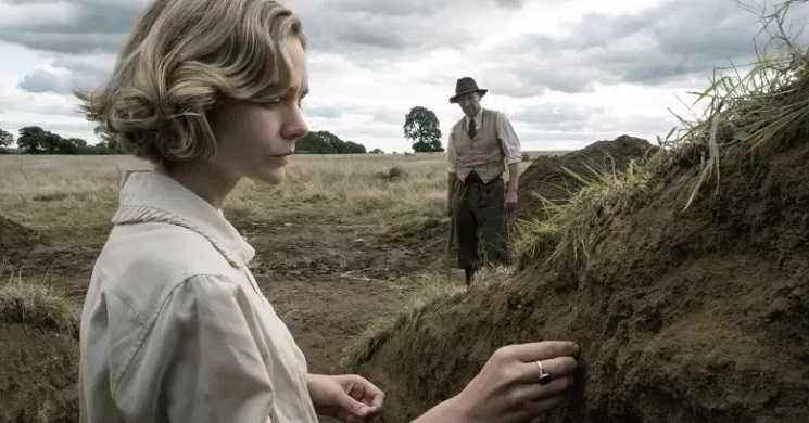 Trailer legendado do filme A Grande Escavação