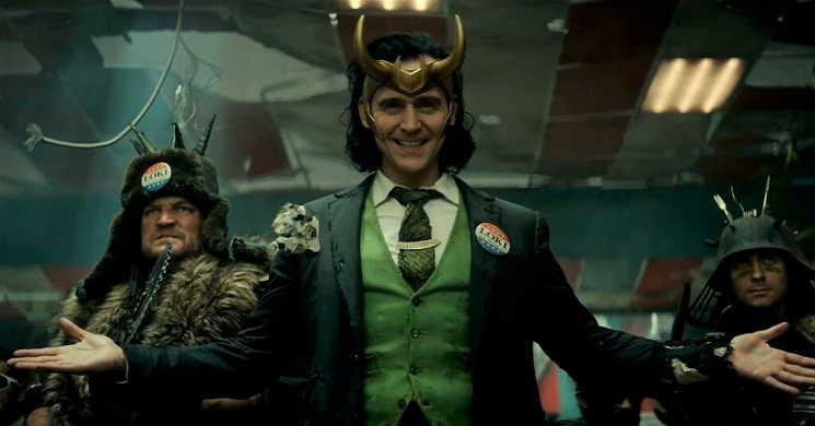Trailer oficial da série Loki