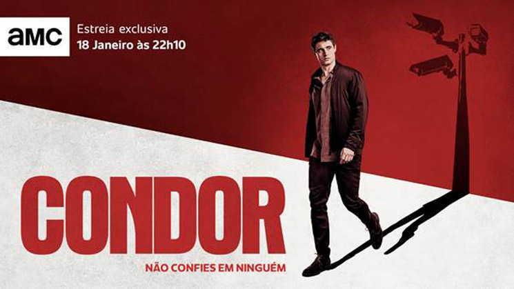 AMC Portugal estreia a segunda temporada da série de espionagem