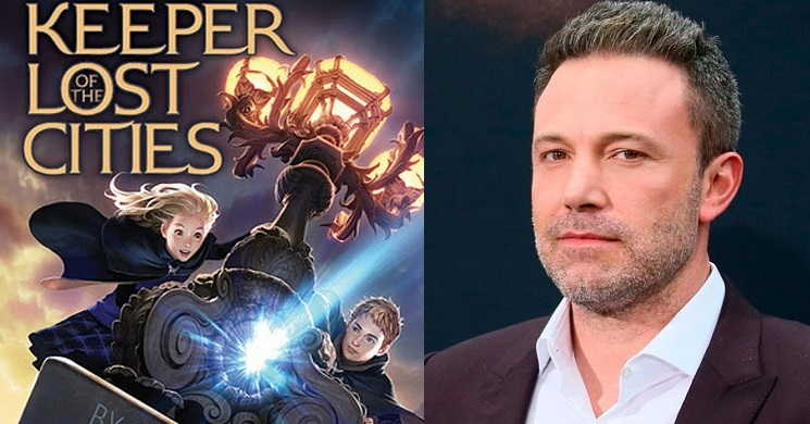 Ben Affleck vai realizar o filme Keeper of the Lost Cities