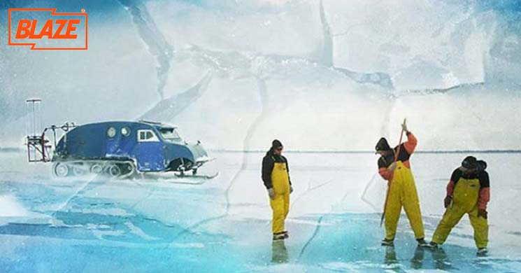 Blaze estreia a série Ice Vikings