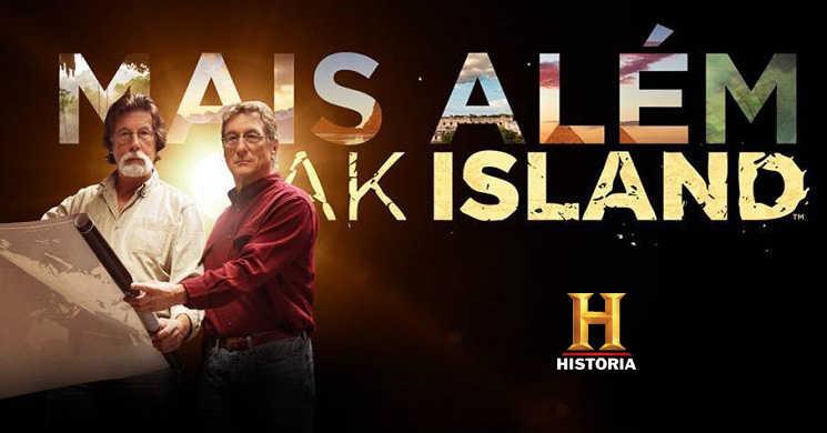 Canal História estreia Oak Island: Mais Além