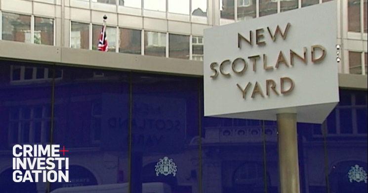 Crime Investigation estreia Os Arquivos da Scotland Yard