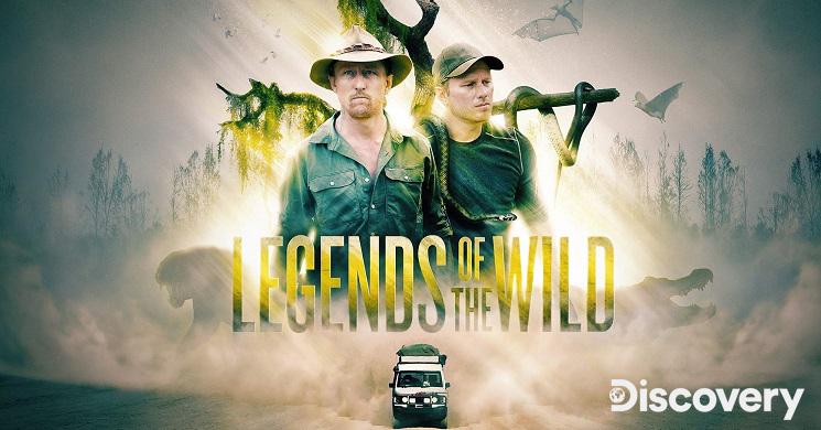 Discovery estreia a série Legends of the Wild