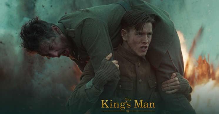 Disney adia a estreia do filme The King's Man - O Início
