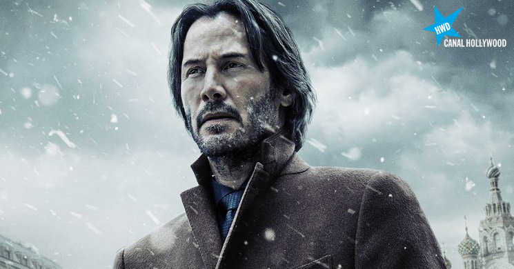 Dois filmes de Keanu Reeves no Canal Hollywood