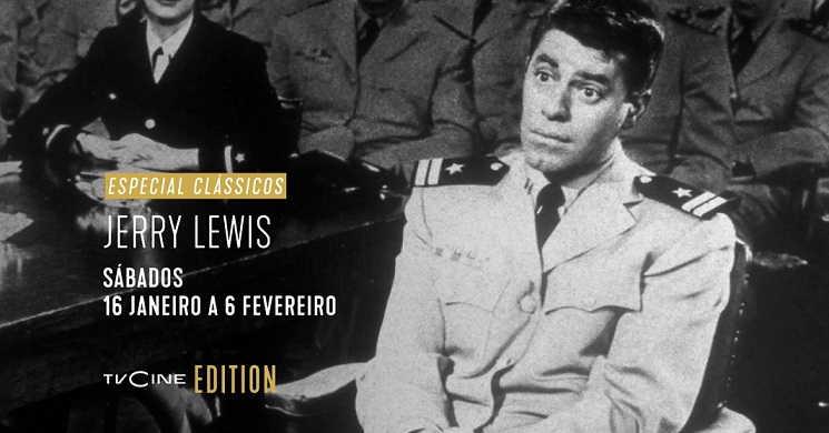 Especial Clássicos: Jerry Lewis no TVCine Edition