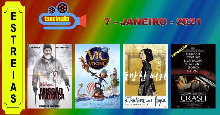 Estreias nos cinemas portugueses: 7 de janeiro de 2021