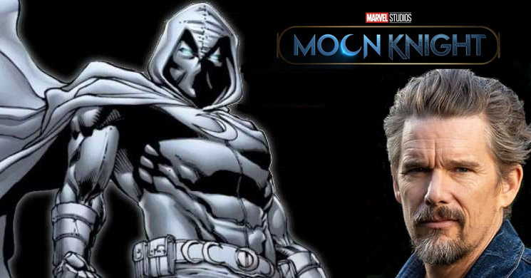 Ethan Hawke será o vilão da série Moon Knight