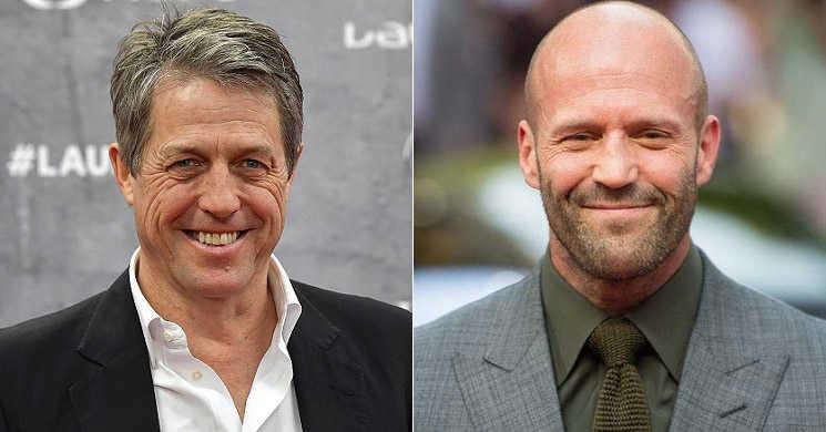 Hugh Grant pode juntar-se a Jason Statham no thriller de ação