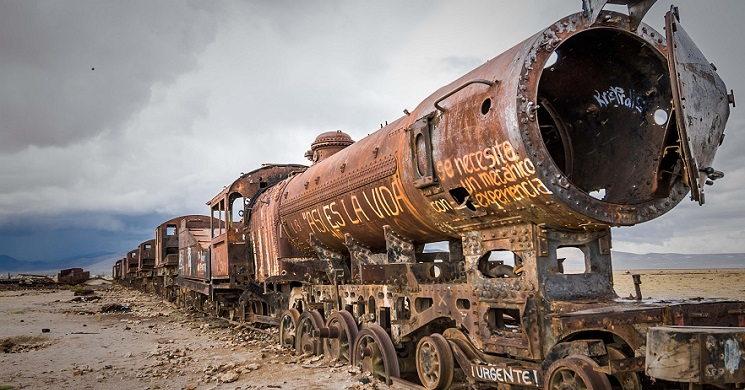 Imagem de Comboios que Mudaram o Mundo