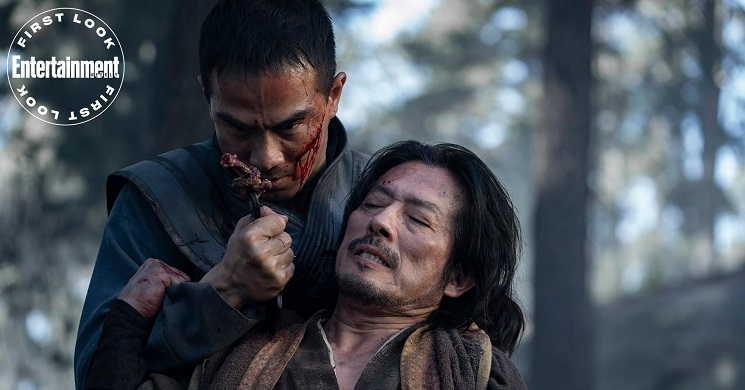 Imagem do filme Mortal Kombat