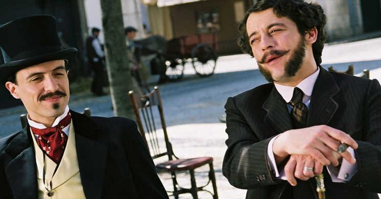 Imagem do filme O Mistério da Estrada de Sintra