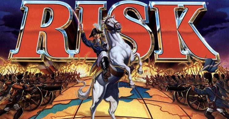 Jogo Risk vai ser adaptado numa série