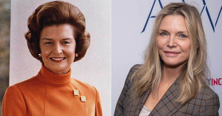 Michelle Pfeiffer na série The First Lady