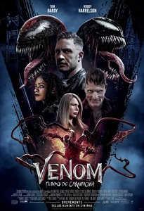 Poster do Filme Venom: Tempo de Carnificina