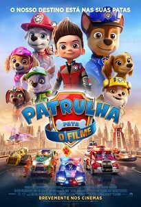 Poster do filme Patrulha Pata: O Filme