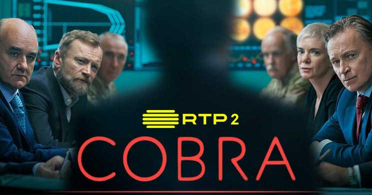 RTP2 estreia a série Cobra