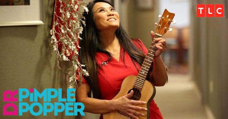 Dra. Pimple Popper está de volta ao TLC Portugal com uma nova temporada