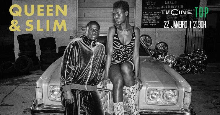TVCine Top estreia o filme Queen & Slim