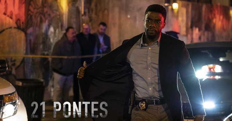 TVCine estreia o filme 21 Pontes