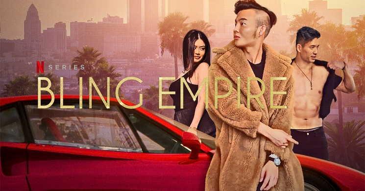 BLING EMPIRE - Trailer oficial (Série Netflix)