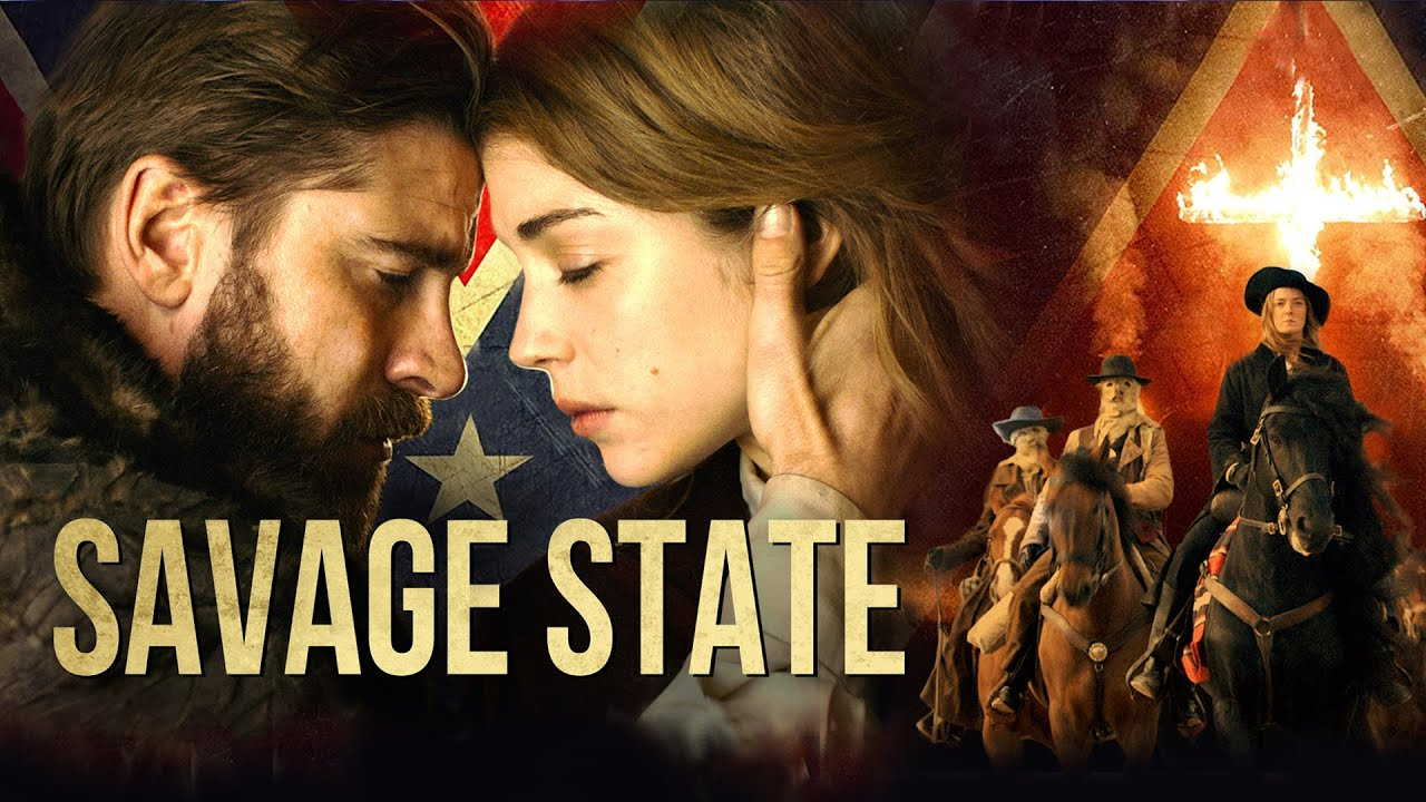 SAVAGE STATE - Trailer oficial