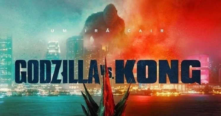 Trailer legendado do filme Godzilla vs Kong