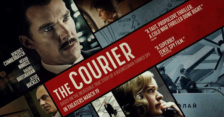 Trailer oficial do filme The Courier