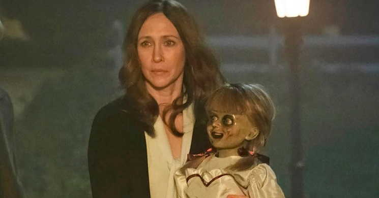 Vera Farmiga será a protagonista do thriller de terror