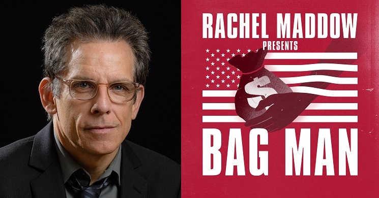 Ben Stiller vai dirigir a adaptação ao grande ecrã  do podcast