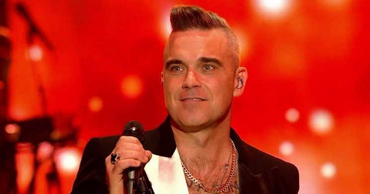 História de vida de Robbie Williams será contada no filme biográfico