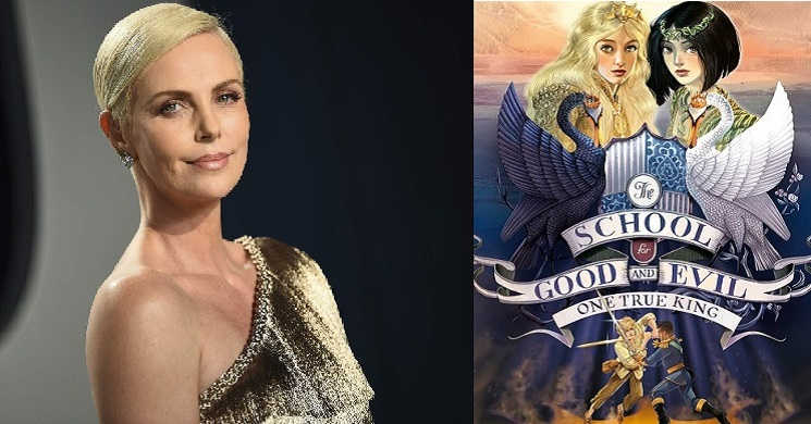 Charlize Theron vai protagonizar o filme The School for Good and Evil