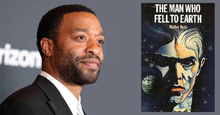 Chiwetel Ejiofor vai protagonizar serie The Man Who Fell to Earth
