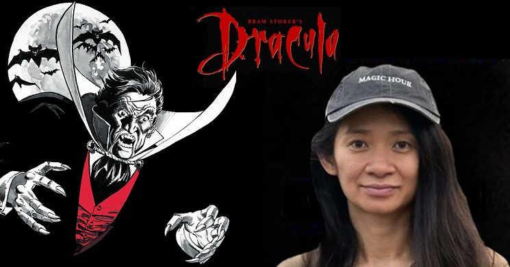 Chloé Zhao vai escrever e dirigir um western futurista de ficção científica de Drácula.