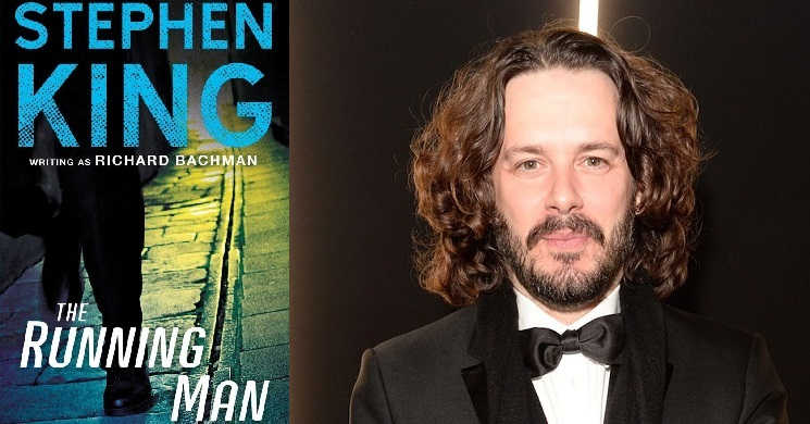 Edgar Wright prepara um novo filme The Running Man
