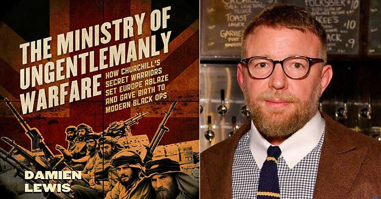 Guy Ritchie vai dirigir filme Ministry of Ungentlemanly Warfare