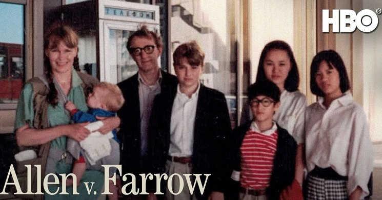 HBO Portugal estreia a série Allen v Farrow