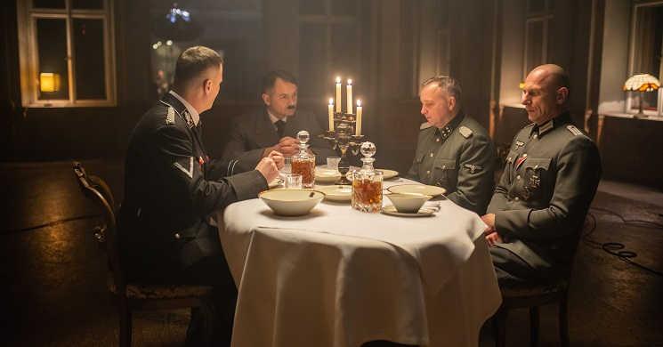 Imagem da série Os Quartéis de Hitler