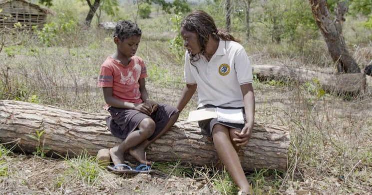Imagem do documentário A Nossa Gorongosa