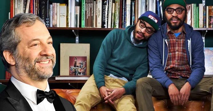 Judd Apatow vai produzir filme semiautobiográfico sobre os The Lucas Brothers