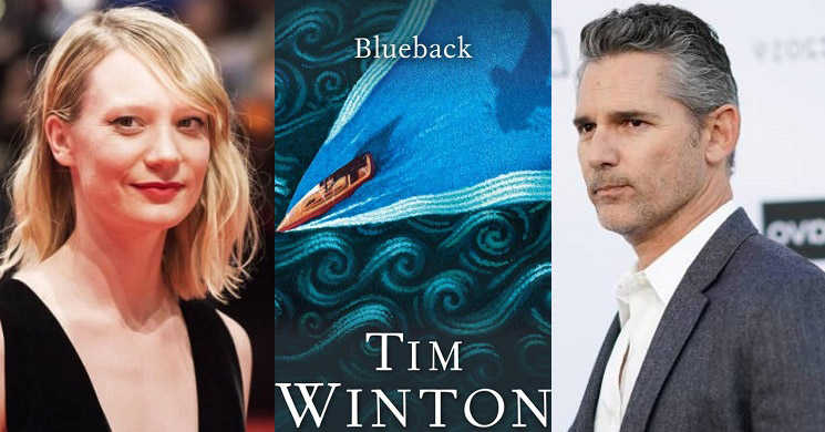 Mia Wasikowska e Eric Bana vão protagonizar o drama familiar