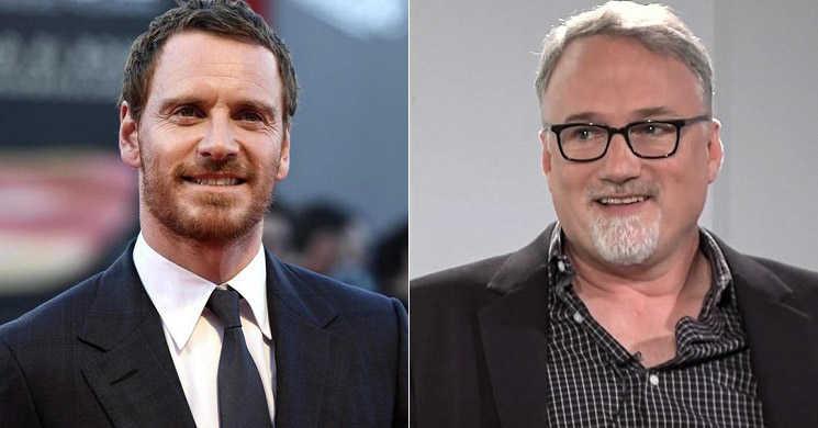 Michael Fassbender pode ser o protagonista do filme de David Fincher