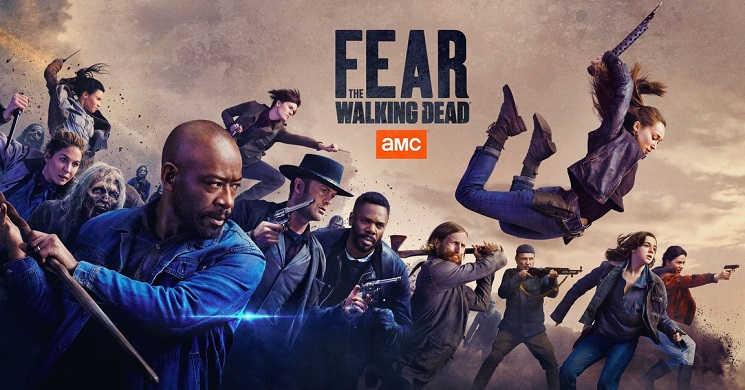 Novo trailer e imagens da série Fear the Walking Dead