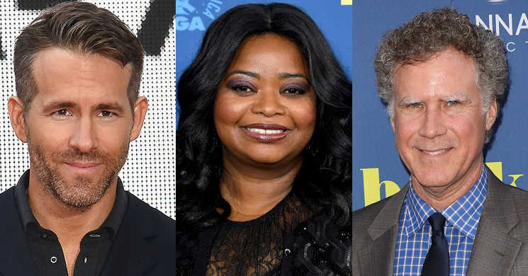 Octavia Spencer poderá juntar-se a Ryan Reynolds e Will Ferrell no musical