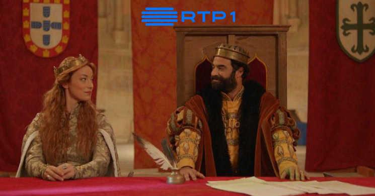 RTP1 estreia o telefilme português A Abóboda