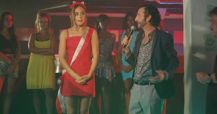 RTP1 estreia o telefilme português Miss Beijo