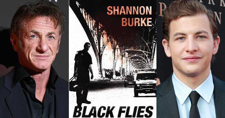Sean Penn e Tye Sheridan vão liderar o elenco da adaptação de
